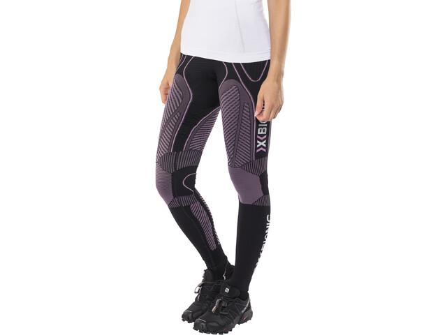 x bionic the trick running pants long women black pink. Black Bedroom Furniture Sets. Home Design Ideas